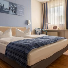 Hotel Novalis Dresden 3* Стандартный номер с различными типами кроватей фото 5