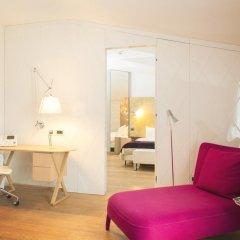 Гостиница So Sofitel St Petersburg 5* Номер SO Lofty с двуспальной кроватью фото 3