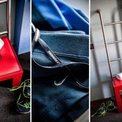 Hotel Glam Milano 4* Стандартный номер с различными типами кроватей фото 12