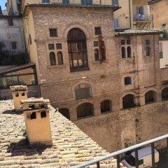 Отель Palazzo Rosari Spada Сполето
