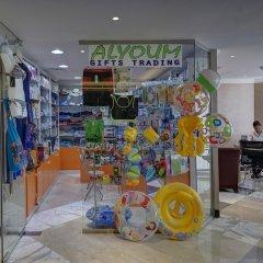 Отель Ajman Beach Аджман развлечения