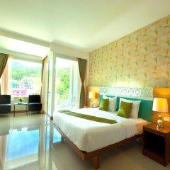 Отель P.S Hill Resort 3* Стандартный номер с двуспальной кроватью фото 18