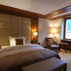 Grand Hotel Zermatterhof 5* Стандартный номер с различными типами кроватей фото 9