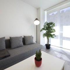 Отель Pension T5 Donostia Suites Улучшенный номер с различными типами кроватей фото 7
