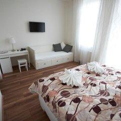 Отель NABUCCO 4* Стандартный номер фото 6