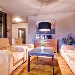 Отель Apartamenty Sun & Snow Poznań Польша, Познань - отзывы, цены и фото номеров - забронировать отель Apartamenty Sun & Snow Poznań онлайн комната для гостей фото 3