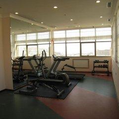 Отель Central Park фитнесс-зал