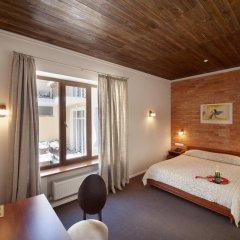 Geneva Park Hotel 3* Стандартный номер с различными типами кроватей фото 8