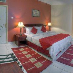 Отель Al Maha Regency 3* Студия Делюкс с различными типами кроватей фото 4