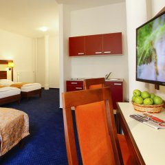 Centro Hotel Celler Tor в номере