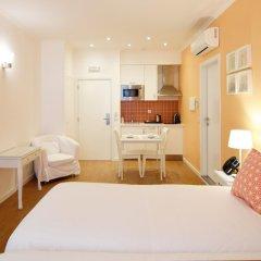 Апартаменты Rossio Apartments Студия с различными типами кроватей фото 24