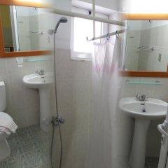 Отель Paradise Studios ванная