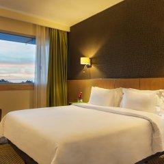 Отель HF Ipanema Porto 4* Стандартный семейный номер разные типы кроватей
