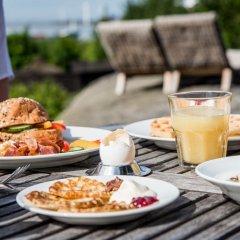 Отель Arken Hotel & Art Garden Spa Швеция, Гётеборг - отзывы, цены и фото номеров - забронировать отель Arken Hotel & Art Garden Spa онлайн питание фото 2
