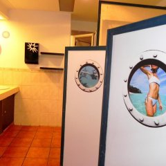 Hostel Hospedarte Centro Кровать в общем номере с двухъярусной кроватью фото 3