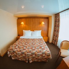 Гостиница Венец комната для гостей фото 5