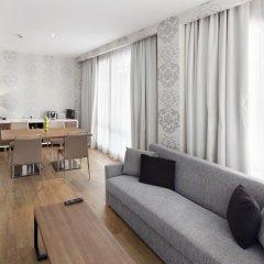 Отель NH Collection Milano President 5* Люкс с различными типами кроватей фото 8
