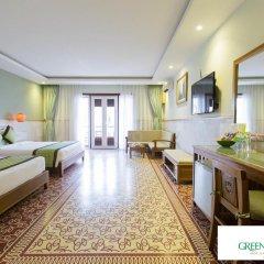 Отель Green Heaven Hoi An Resort & Spa 4* Полулюкс фото 6