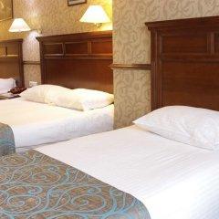 Topkapi Inter Istanbul Hotel 4* Стандартный семейный номер с двуспальной кроватью фото 26