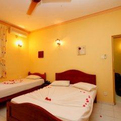 Отель Paradise Holiday Village Апартаменты с различными типами кроватей фото 7