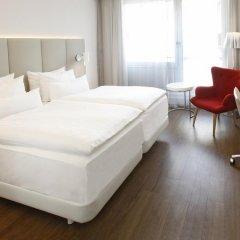 Отель NH Collection Frankfurt City 4* Номер категории Премиум с различными типами кроватей фото 12