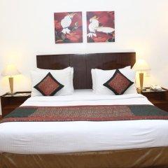 Goodwill Hotel Delhi 3* Номер Делюкс с различными типами кроватей фото 2