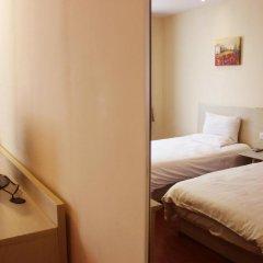 Отель Hanting Express Shijiazhuang Xinhua Road комната для гостей фото 3