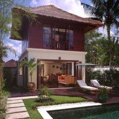 Отель The Pavilions Bali 4* Вилла с различными типами кроватей фото 10