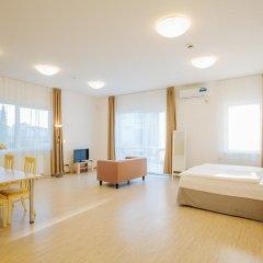 Апарт-отель Имеретинский корпус Парковый квартал Студия с различными типами кроватей