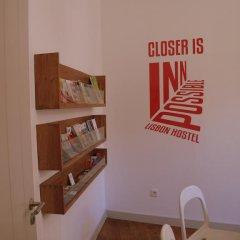 Inn Possible Lisbon Hostel спа
