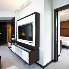 Отель Rosewood Abu Dhabi 5* Стандартный номер с различными типами кроватей фото 6