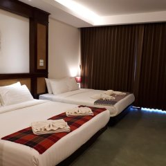 Отель Lanta For Rest Boutique 3* Бунгало с различными типами кроватей фото 3