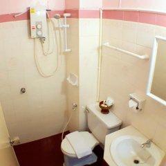 Отель Pacific Inn ванная