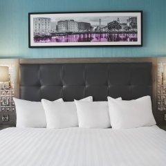 Отель Jurys Inn Liverpool 4* Представительский номер с различными типами кроватей