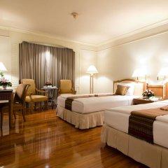 Montien Riverside Hotel 5* Улучшенный номер с различными типами кроватей фото 3
