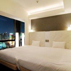 Отель Candeo Hakata Terrace 4* Улучшенный номер фото 2