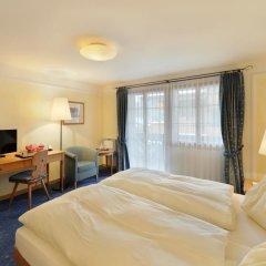Hotel Bellerive Gstaad 3* Стандартный номер с различными типами кроватей фото 5