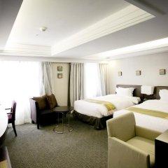 Best Western Premier Seoul Garden Hotel 4* Номер Делюкс с 2 отдельными кроватями