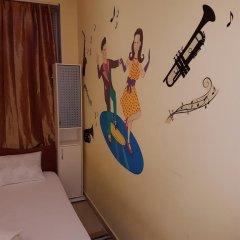Hostel RETRO Стандартный номер с двуспальной кроватью фото 3