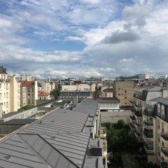 Отель ibis Paris Porte De Bercy Франция, Шарантон-ле-Пон - 1 отзыв об отеле, цены и фото номеров - забронировать отель ibis Paris Porte De Bercy онлайн балкон