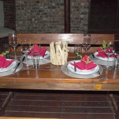 Отель Harmony Game Lodge Южная Африка, Аддо - отзывы, цены и фото номеров - забронировать отель Harmony Game Lodge онлайн питание фото 3