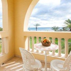 Отель Africa Jade Thalasso 4* Улучшенный номер с различными типами кроватей фото 2