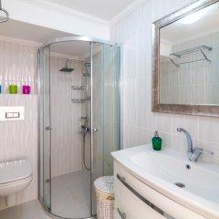 Central Suite Kalkan Апартаменты с различными типами кроватей фото 24