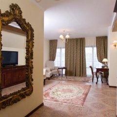 Высокий Берег Парк Отель 3* Люкс разные типы кроватей фото 10