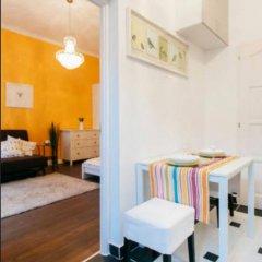 Апартаменты Bpm - Sunny Apartment Будапешт комната для гостей фото 5