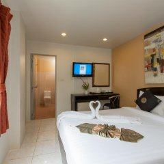 Отель Cool Sea House 2* Номер Эконом двуспальная кровать фото 6