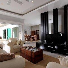 Отель Phuket Lagoon Pool Villa 4* Вилла разные типы кроватей фото 26