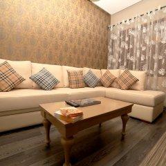 Hotel Vila Zeus 3* Люкс с различными типами кроватей фото 9