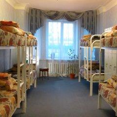 Хостел Достоевский Кровать в общем номере с двухъярусной кроватью фото 9