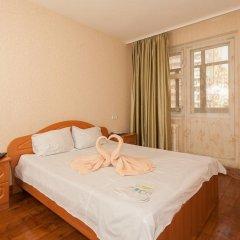 Гостиница Эдем Взлетка Апартаменты разные типы кроватей фото 46